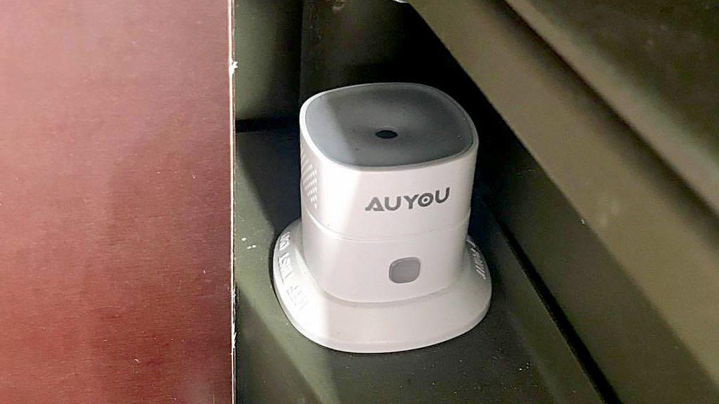Kohlenmonoxidmelder von Auyou